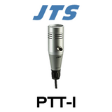 JTS PTT1 Push-To-Talk Microphone (3P / 5P XLR)