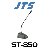 JTS ST-850 Gooseneck Wired & Wireless Desktop Microphone