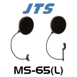 JTS MS-65(L) Universal Microphone Pop Filter