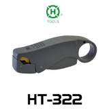 Hanlong HT-322 Rotary Coaxial Cable Stripper For RG59/ 58/ 6