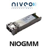 Niveo N10GMM 1-P 10GBase-SX Mini-GBIC Module (MM, SFP+, 850NM)