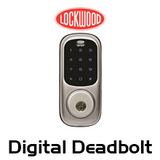 Lockwood Z-Wave Keyless Digital Deadbolt
