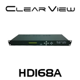 ClearView HD168A Low Cost Quad HD MPEG4 DVBT Modulator