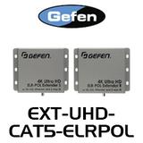 Gefen 4K Ultra HD ELR-POL Extender w/ RS-232, Ethernet & IR