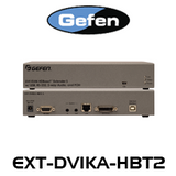 Gefen DVI HDBaseT Extender w/ USB, RS-232, 2-Way Audio and POH