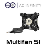 AC Infinity Multifan S1 80mm Quiet USB Cooling Fan