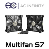 AC Infinity Multifan S7 Dual 120mm Quiet USB Cooling Fan
