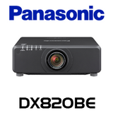 Panasonic PT-DX820BE XGA 8200 Lumen High Brightness LCD Installation Projector