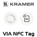 Kramer VIA NFC Login Tag For Android Devices - 5 pack