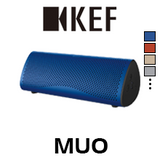 KEF Muo Portable Wireless Bluetooth Speaker (Each)