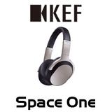 KEF Porsche Design Space One Active Noice Canceling Over-Ear Headphones