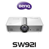 BenQ SW921 WXGA 5000 Lumen High Brightness DLP Projector