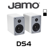 "Jamo DS4 3.5"" Bluetooth Active Bookshelf Speakers (Pair)"