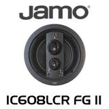 "Jamo IC608 LCR FG II 8"" Honeycomb 3-Way In-Ceiling Speaker (Each)"