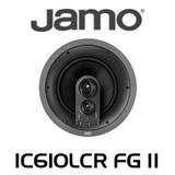 "Jamo IC610 LCR FG II 10"" Honeycomb 3-Way In-Ceiling Speaker (Each)"