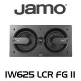 """Jamo IW625 FG II Dual 5.5"""" LCR In-Wall Speaker (Each)"""