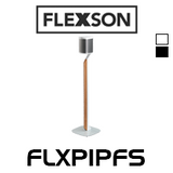 Flexson FLXP1PFS Premium Floor Stand For Sonos PLAY:1 (Each)