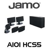 Jamo A101 HCS5 5.1 Home Cinema Systems