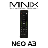 MINIX NEO A3 2.4G Wireless Keyboard and Air Mouse