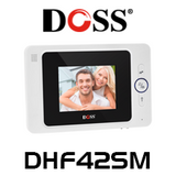 Doss Spare Monitor For DHF42PC Hands Free Intercom