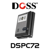Doss Spare Surface Mount CCD Camera For DHF72C Intercom
