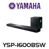 Yamaha YSP-1600BSW 5.1-Ch MusicCast Soundbar with Subwoofer