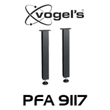 Vogels PFA9117 Wall Mount Support For PFWE7150 Display Trolley