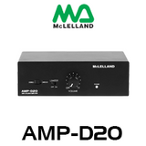 McLelland AMP-D20 2CH 20W Class-D Digital Amplifier