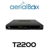AerialBox T2200 FreeviewPlus Dual DVB-T Tuner STB With 1TB HDD