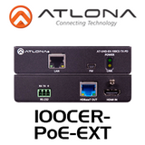 Atlona 4K UHD HDMI Over HDBaseT Kit With Ethernet, Control & PoE (up to 100m)