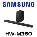 Samsung HW-M360 200W 2.1-Ch Soundbar With Wireless Subwoofer