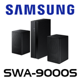 Samsung SWA-9000S Sound+ Wireless Rear Speakers Kit
