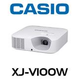 Casio XJ-V100W 3000 Lumens WXGA LED Projector