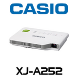 Casio XJ-A252 3000 Lumens WXGA Ultra Portable LED Projector