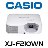 Casio XJ-F210WN 3500 Lumens WXGA Advanced LED Projector