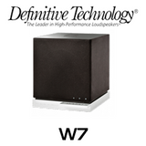 Definitive Technology W7 Ultra-Compact Play-Fi Wireless Speaker (Each)