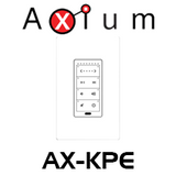 Axium AX-KPE Audio Source Controller With IR Pass Through