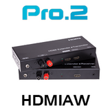 Pro2 HDMIAW HDMI Over Any Wire Extender Kit (Up to 3.8km)