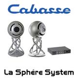 Cabasse La Sphére Speaker System & Active Equaliser Package