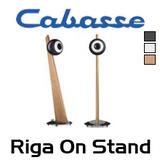 "Cabasse Riga On Stand 6.5"" Floorstanding Speakers (Pair)"