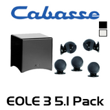 Cabasse EOLE 3 Home Theatre 5.1 Compact System