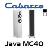 """Cabasse Java MC40 Dual 7"""" 3-Way Floorstanding  Speakers (Pair)"""
