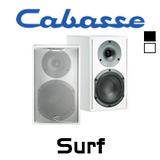 "Cabasse Surf 5"" Bass Reflex Bookshelf Speakers (Pair)"