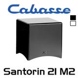 "Cabasse Santorin 21 M2 8"" 200W Down Firing Subwoofer"