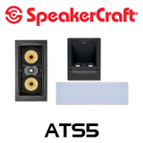 SpeakerCraft Profile AIM ATS5 Dolby Atmos Enabled In-Wall Speaker System