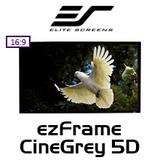 "Elite Screens ezFrame CineGrey 5D 16:9 Fixed Frame Projection Screens (100-150"")"