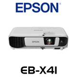 Epson EB-X41 3600 Lumens XGA 3LCD Corporate Portable Multimedia Projector