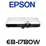 Epson EB-1780W 3000 Lumens WXGA Corporate Portable Multimedia Projector