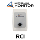 Australian Monitor RC1 VCA Wall Mount Attenuator