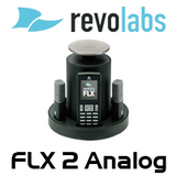Revolabs FLX2 Wireless Analog POTS Conference Phone With Omni / Wearable Microphones